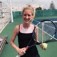 Anja fik et sportslegat og rejste til Club La Santa med sin kæreste