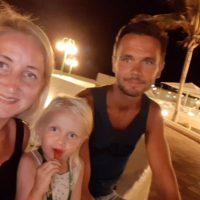 Svanna fik et sportslegat og rejste til Club La Santa med familien