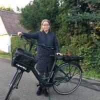 Pernille fik et Gode Dage Legat: El-cyklen samler familien