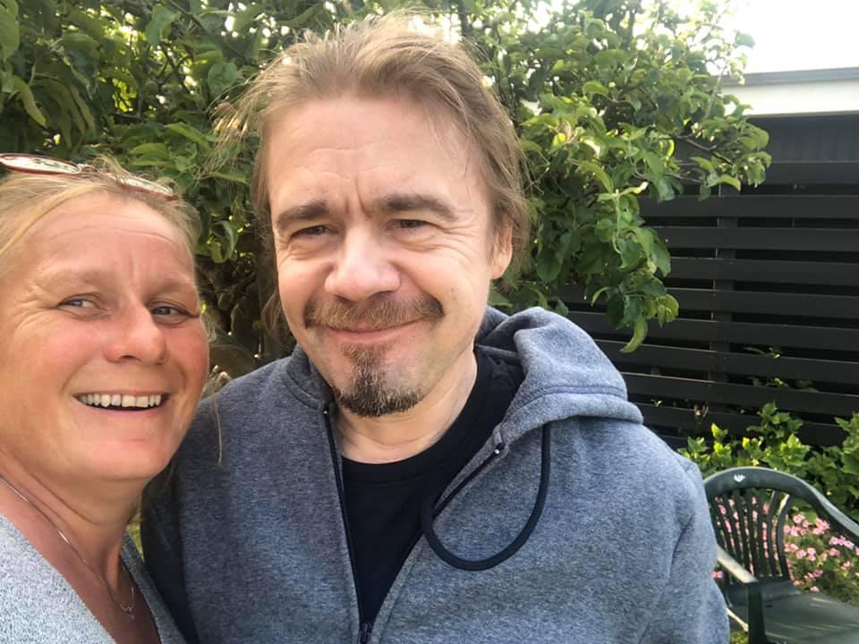 Jan og hans hustru